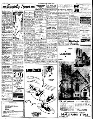 The Courier News from Blytheville, Arkansas on September 21, 1949 · Page 4