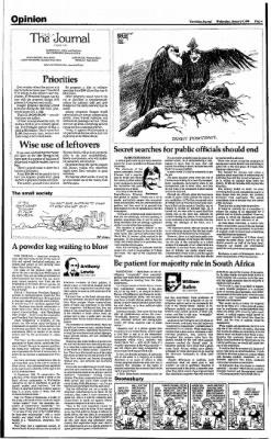 The Salina Journal from Salina, Kansas on January 8, 1986 · Page 10