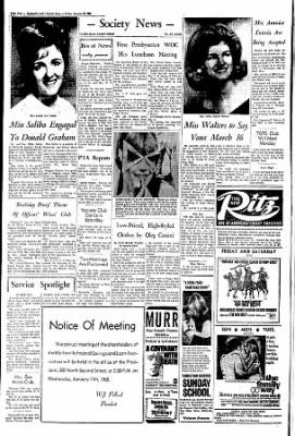 The Courier News from Blytheville, Arkansas on January 12, 1968 · Page 4