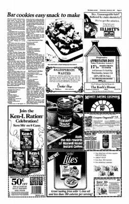 The Salina Journal from Salina, Kansas on January 8, 1986 · Page 20