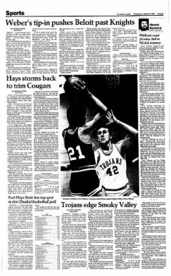 The Salina Journal from Salina, Kansas on January 8, 1986 · Page 23