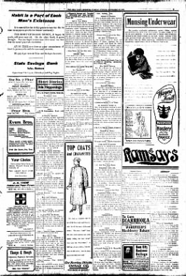 Iola Daily Register And Evening News from Iola, Kansas on September 29, 1908 · Page 5