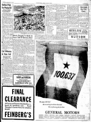 The Courier News from Blytheville, Arkansas on August 29, 1944 · Page 5