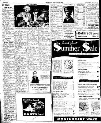 The Courier News from Blytheville, Arkansas on July 24, 1946 · Page 4