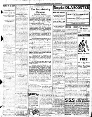 Iola Daily Register And Evening News from Iola, Kansas on September 30, 1908 · Page 3