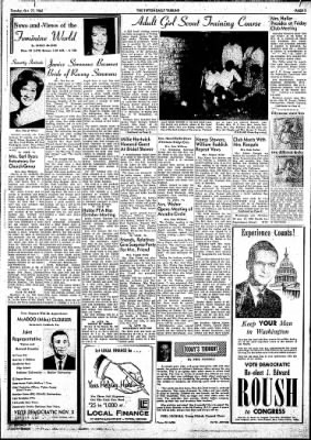 The Tipton Daily Tribune from Tipton, Indiana on October 27, 1964 · Page 3