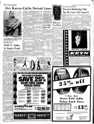 The Hutchinson News from Hutchinson, Kansas on September 15, 1971 · Page 24