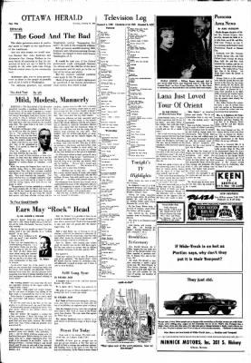 The Ottawa Herald from Ottawa, Kansas on January 15, 1963 · Page 4