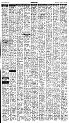 The Salina Journal from Salina, Kansas on April 11, 2001 · Page 21