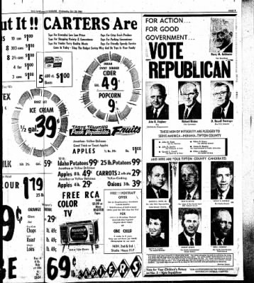 The Tipton Daily Tribune from Tipton, Indiana on October 28, 1964 · Page 11