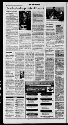 Arizona Daily Star from Tucson, Arizona on January 28, 2002 · Page 16