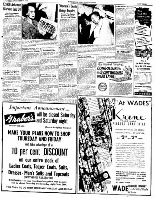 The Courier News from Blytheville, Arkansas on September 21, 1949 · Page 7