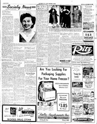 The Courier News from Blytheville, Arkansas on October 22, 1951 · Page 4