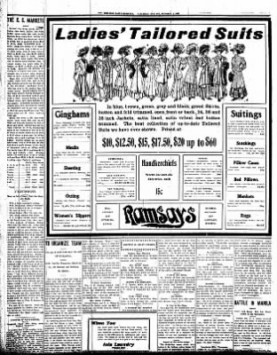 Iola Daily Register And Evening News from Iola, Kansas on October 3, 1908 · Page 8