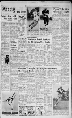 The Times from Shreveport, Louisiana on September 5, 1968 · Page 47