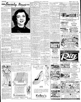The Courier News from Blytheville, Arkansas on April 18, 1952 · Page 2