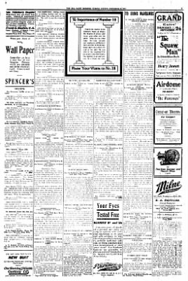 Iola Daily Register And Evening News from Iola, Kansas on September 24, 1907 · Page 5