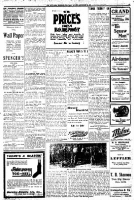 Iola Daily Register And Evening News from Iola, Kansas on September 25, 1907 · Page 5