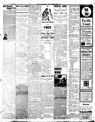 Iola Daily Register And Evening News from Iola, Kansas on October 6, 1908 · Page 3