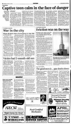The Salina Journal from Salina, Kansas on April 13, 2001 · Page 4