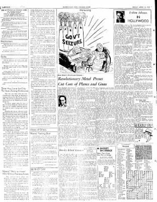 The Courier News from Blytheville, Arkansas on April 18, 1952 · Page 4