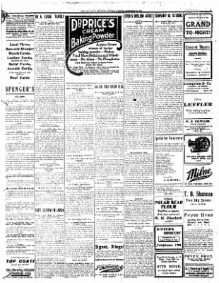 Iola Daily Register And Evening News from Iola, Kansas on September 28, 1907 · Page 5