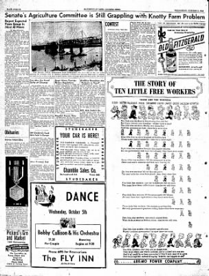 The Courier News from Blytheville, Arkansas on October 5, 1949 · Page 12