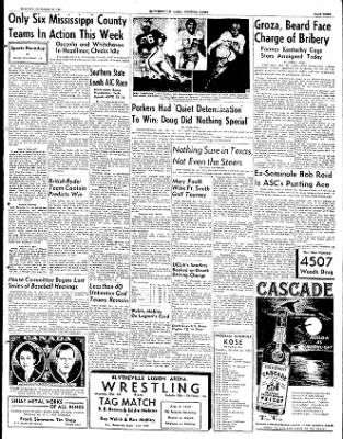 The Courier News from Blytheville, Arkansas on October 22, 1951 · Page 9