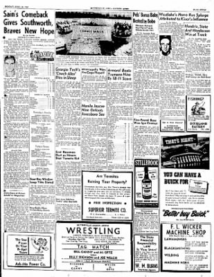 The Courier News from Blytheville, Arkansas on April 24, 1950 · Page 7
