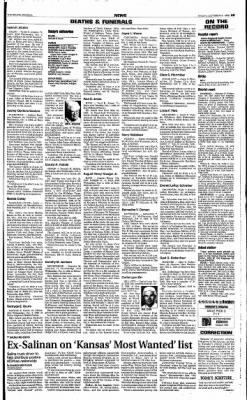 The Salina Journal from Salina, Kansas on October 4, 1996 · Page 9
