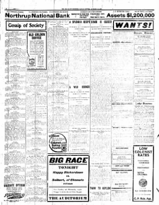 Iola Daily Register And Evening News from Iola, Kansas on October 12, 1908 · Page 2