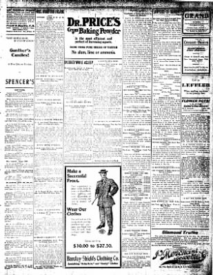 Iola Daily Register And Evening News from Iola, Kansas on October 2, 1907 · Page 5