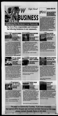 News press from fort myers florida on october 27 2007 page 178 malvernweather Choice Image