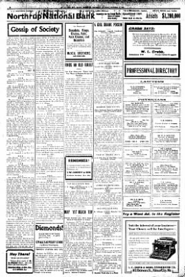Iola Daily Register And Evening News from Iola, Kansas on October 3, 1907 · Page 2