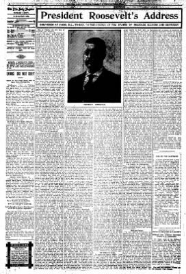 Iola Daily Register And Evening News from Iola, Kansas on October 3, 1907 · Page 4