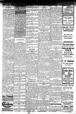 Iola Daily Register And Evening News from Iola, Kansas on October 3, 1907 · Page 6