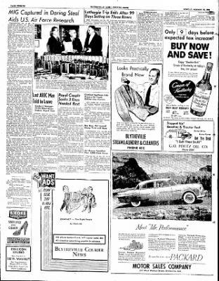 The Courier News from Blytheville, Arkansas on October 22, 1951 · Page 11