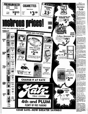 The Hutchinson News from Hutchinson, Kansas on September 15, 1971 · Page 97