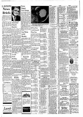 The Ottawa Herald from Ottawa, Kansas on January 23, 1963 · Page 8