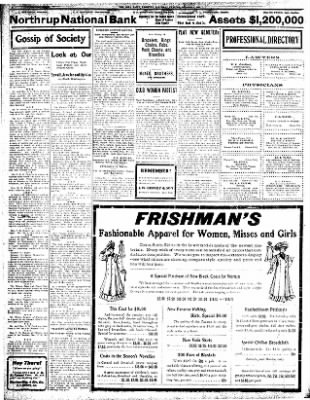 Iola Daily Register And Evening News from Iola, Kansas on October 5, 1907 · Page 2