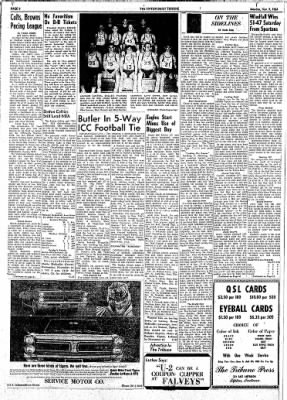 The Tipton Daily Tribune from Tipton, Indiana on November 9, 1964 · Page 4