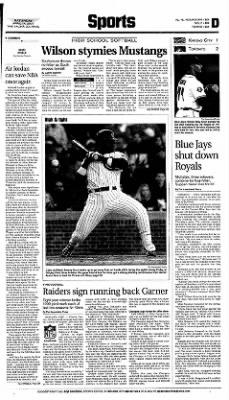 The Salina Journal from Salina, Kansas on April 14, 2001 · Page 23