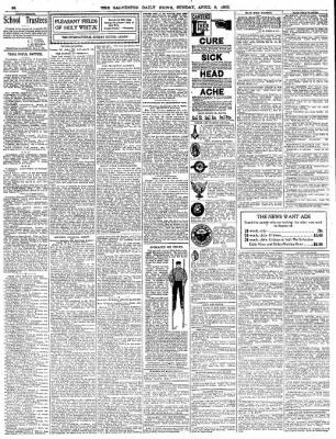 The Galveston Daily News from Galveston, Texas on April 9, 1905 · Page 18