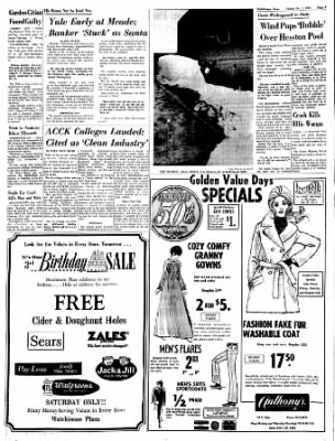 The Hutchinson News from Hutchinson, Kansas on October 1, 1971 · Page 7
