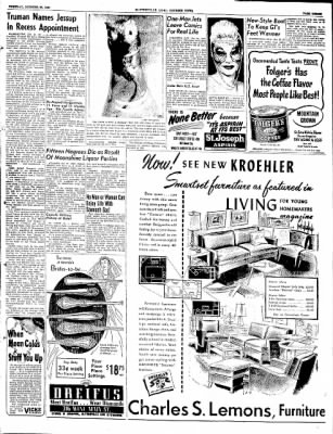 The Courier News from Blytheville, Arkansas on October 23, 1951 · Page 3