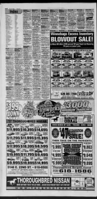 Arizona Daily Star from Tucson, Arizona on July 9, 2005 · Page 58