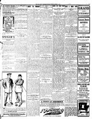 Iola Daily Register And Evening News from Iola, Kansas on October 10, 1907 · Page 5