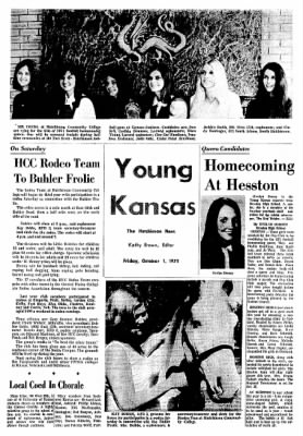 The Hutchinson News from Hutchinson, Kansas on October 1, 1971 · Page 20