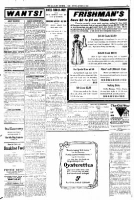 Iola Daily Register And Evening News from Iola, Kansas on October 11, 1907 · Page 7