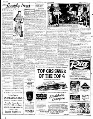 The Courier News from Blytheville, Arkansas on October 23, 1951 · Page 4